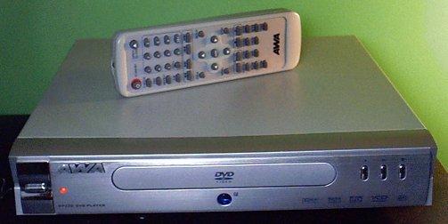 a review of an awa dp220 dvd player